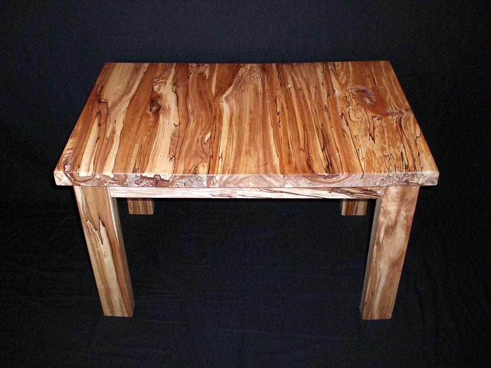 wilson creek woodsmithing--coffee & dinner tables